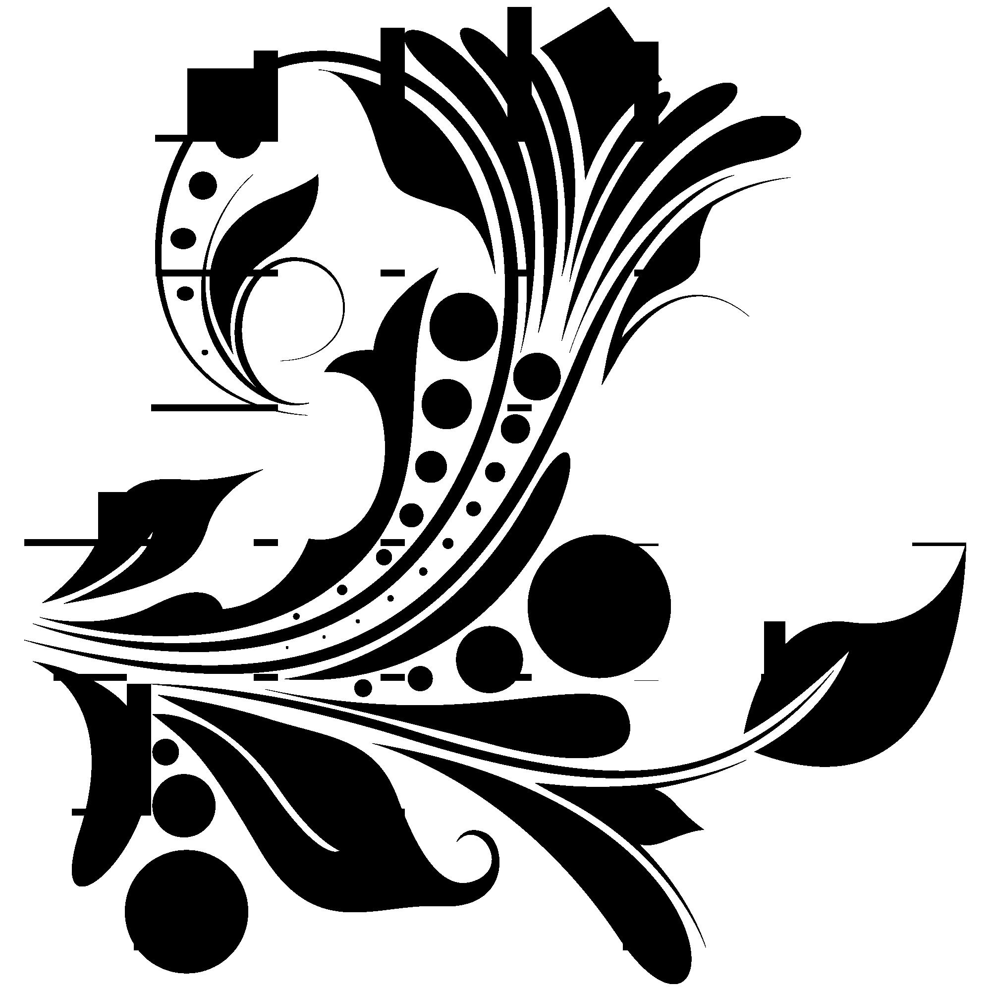 Узор цветок картинка