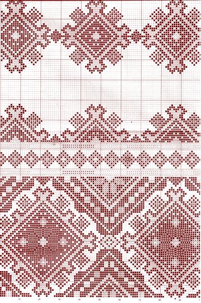 Предлагаю подборку 96 схем вышивки рушников крестом. Традиционно, красиво, ярко, празднично! Можно многое взять в качестве идей, тем узоров, что-то распечатать, начать творить. Материала много, раз…