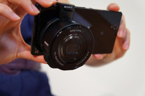 SONY Camera lenses for mobile