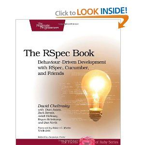 The Rspec Book Behaviour Driven Development With Rspec Cucumber