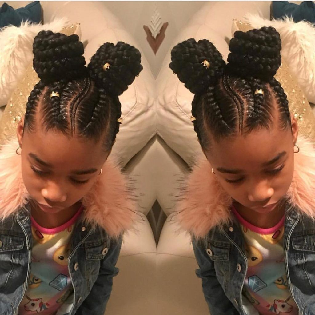 Braided Hairstyles For Kids 43 Hairstyles For Black Girls Click042 Kids Braided Hairstyles Hair Styles Kids Hairstyles