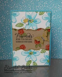 Stampin' Sacha: In de Spotlight: 'Spring is in the Air!' #2
