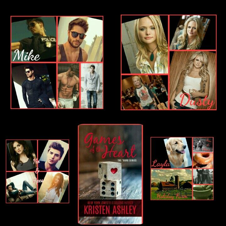 Games Of The Heart By Kristen Ashley Kristen Ashley Books Kristen Ashley Book Boyfriends