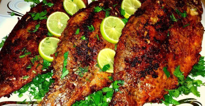 تفسير حلم السمك للمتزوجة والعزباء والرجل بتفسير ابن سيرين Food Steak Meat