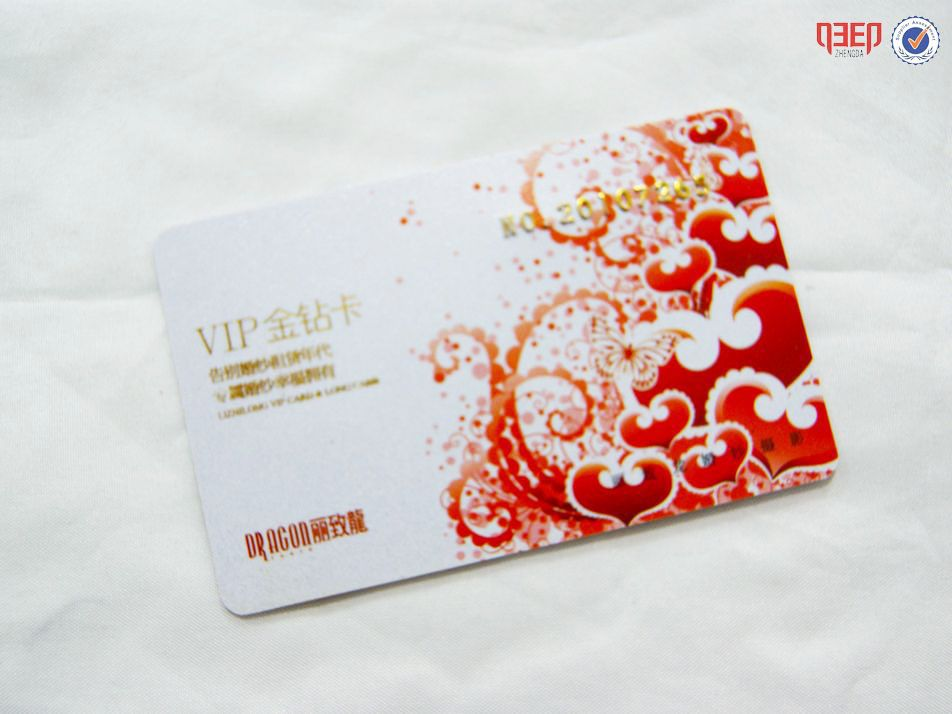 Membership Card  Business Card    Vip Card And