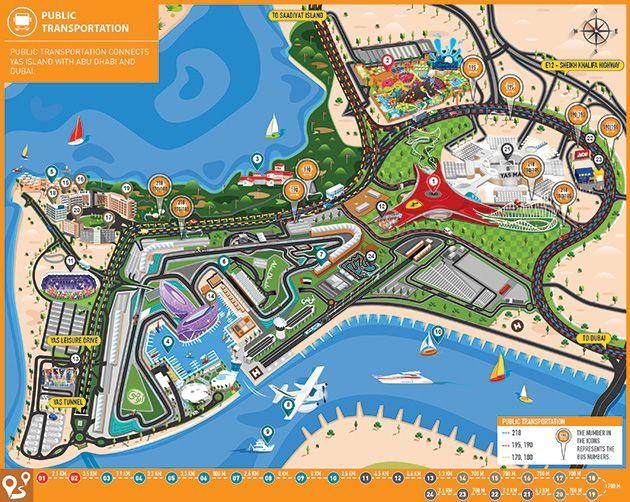 PUBLIC BUS ROUTES Luoghi Da Visitare Pinterest Abu Dhabi And - Bus map abu dhabi