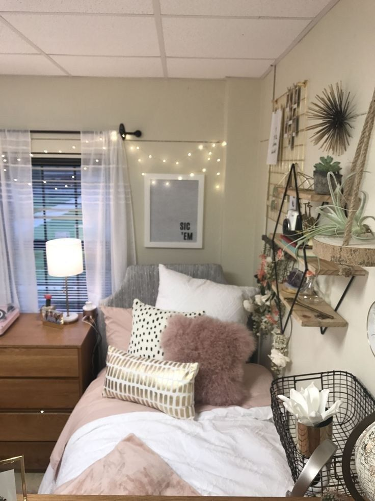 64 cute dorm room ideas for girls we're obsessing over 6 » froggypic.com