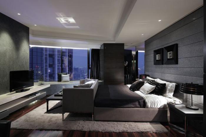 Quelle décoration pour la chambre à coucher moderne Bedrooms - couleur tendance chambre a coucher