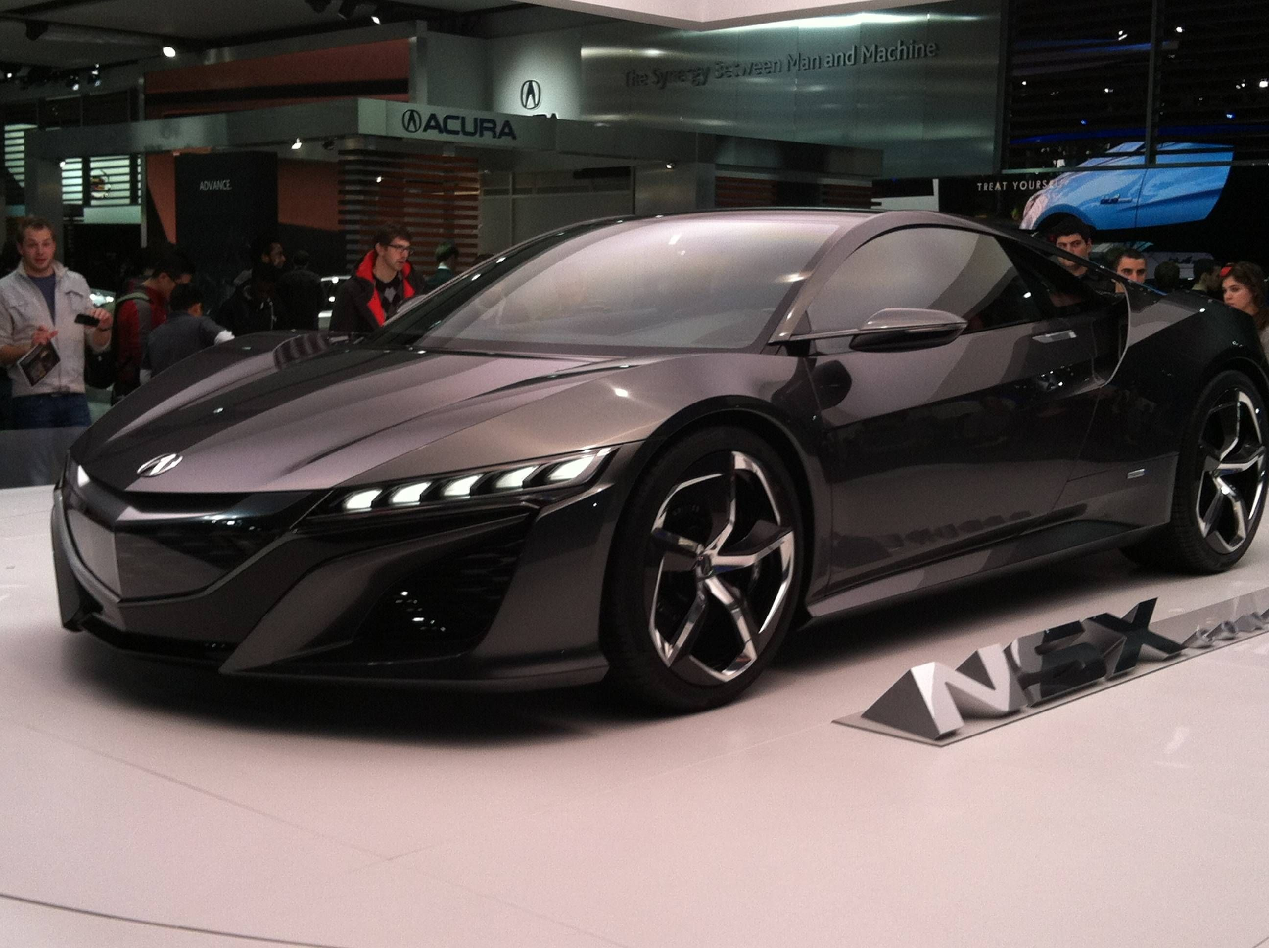 new car release for 20152013 Acura NSX Concept for 2015 release  Cars  Pinterest