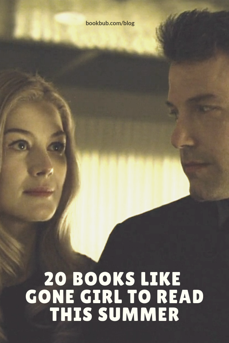 20 Books That Could Be This Summer's 'Gone Girl' | Mystery
