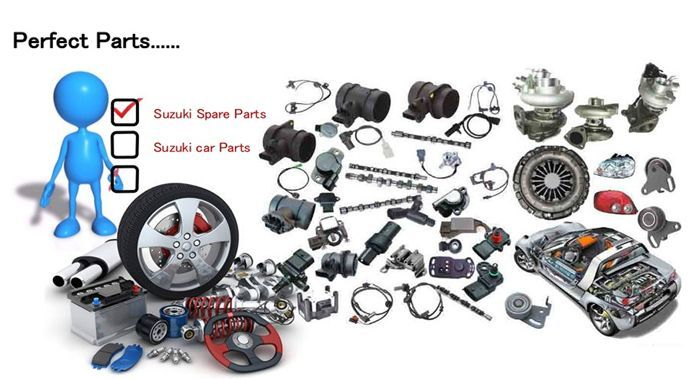 Local Suzuki Spare Parts Dealers Make Carotorcycle Repairs Easier And Faster Are Available From Easing