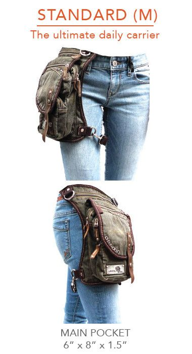 Unique and Fashionable Bags for Women and Men. CCW compatible. Concealed  carry compatible ecaff3c95e298