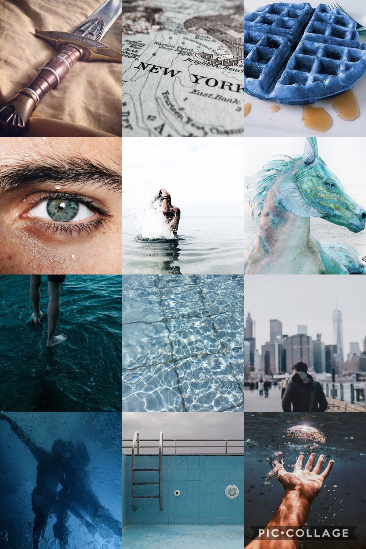 Percy Jackson Aesthetic