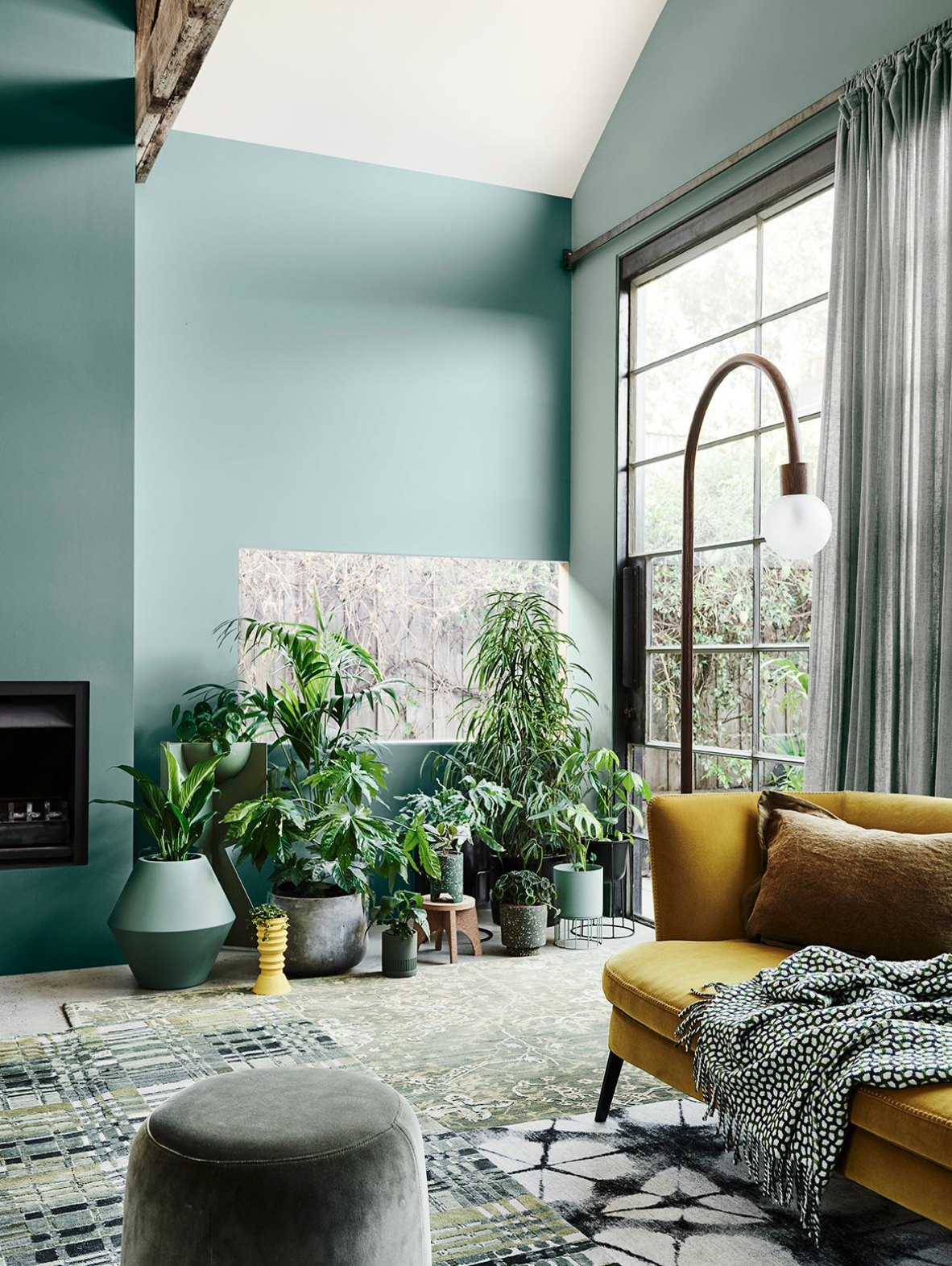 4 Color Trends 2020 Dulux Australia Eclectic Trends Living Room Green Yellow Living Room Living Room Color