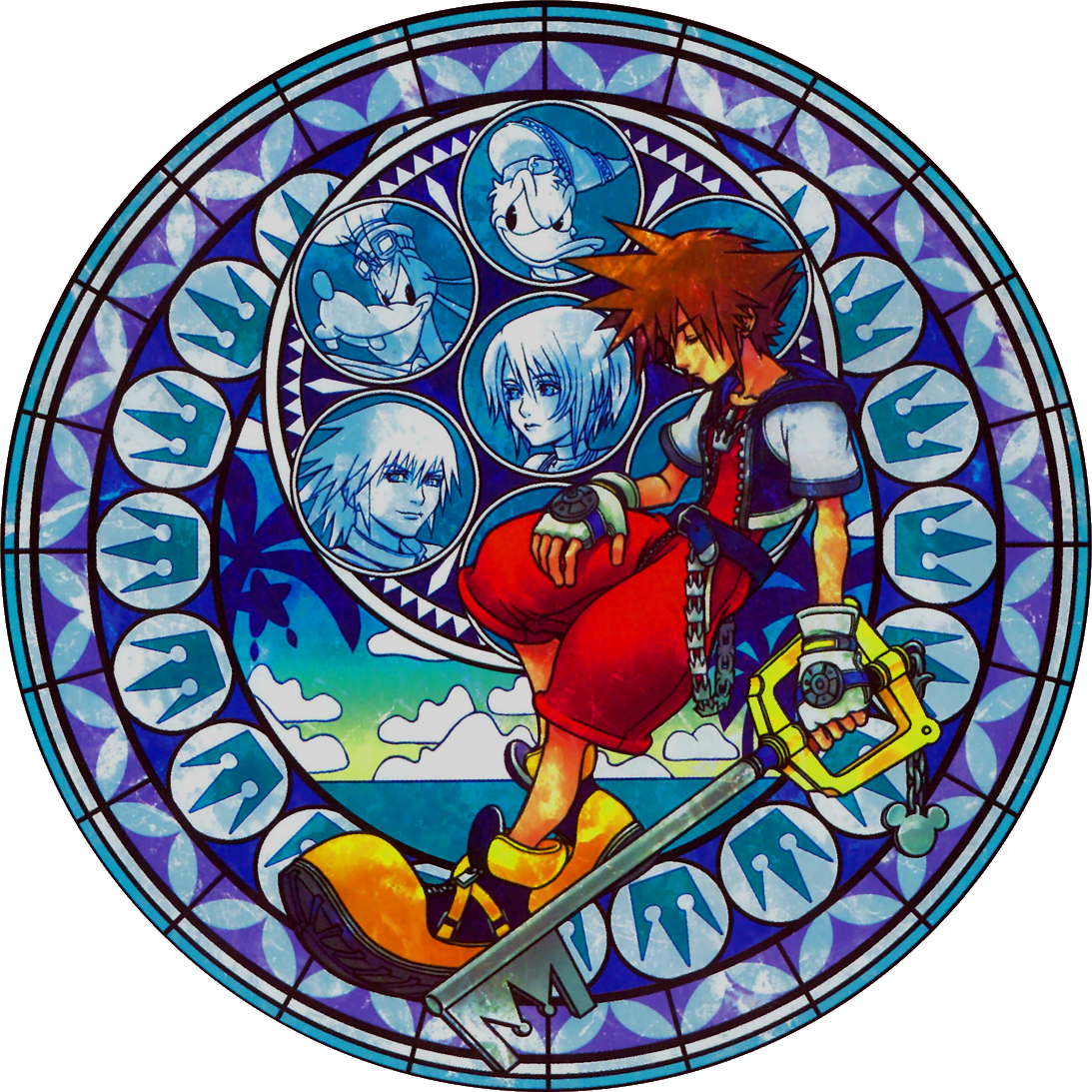 Kingdom Hearts Iphone Wallpaper: Kingdom Hearts In High Definition