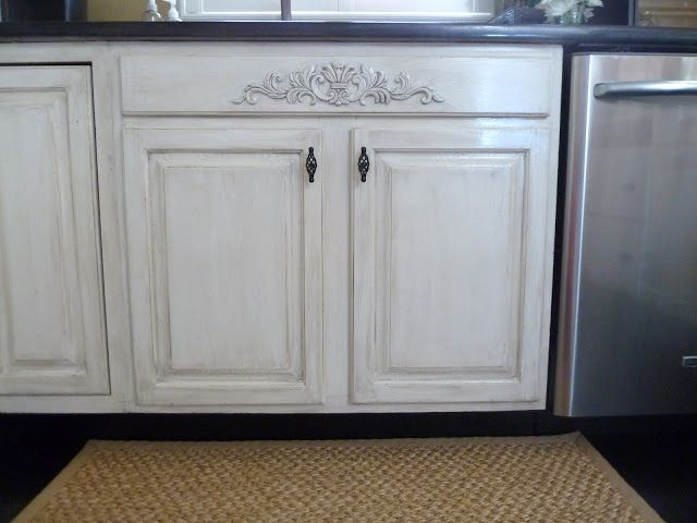 Distressed Kitchen Cabinets How To Distress Your Kitchen Cabinets Our Fifth House Distressed Kitchen Distressed Kitchen Cabinets Milk Paint Kitchen Cabinets