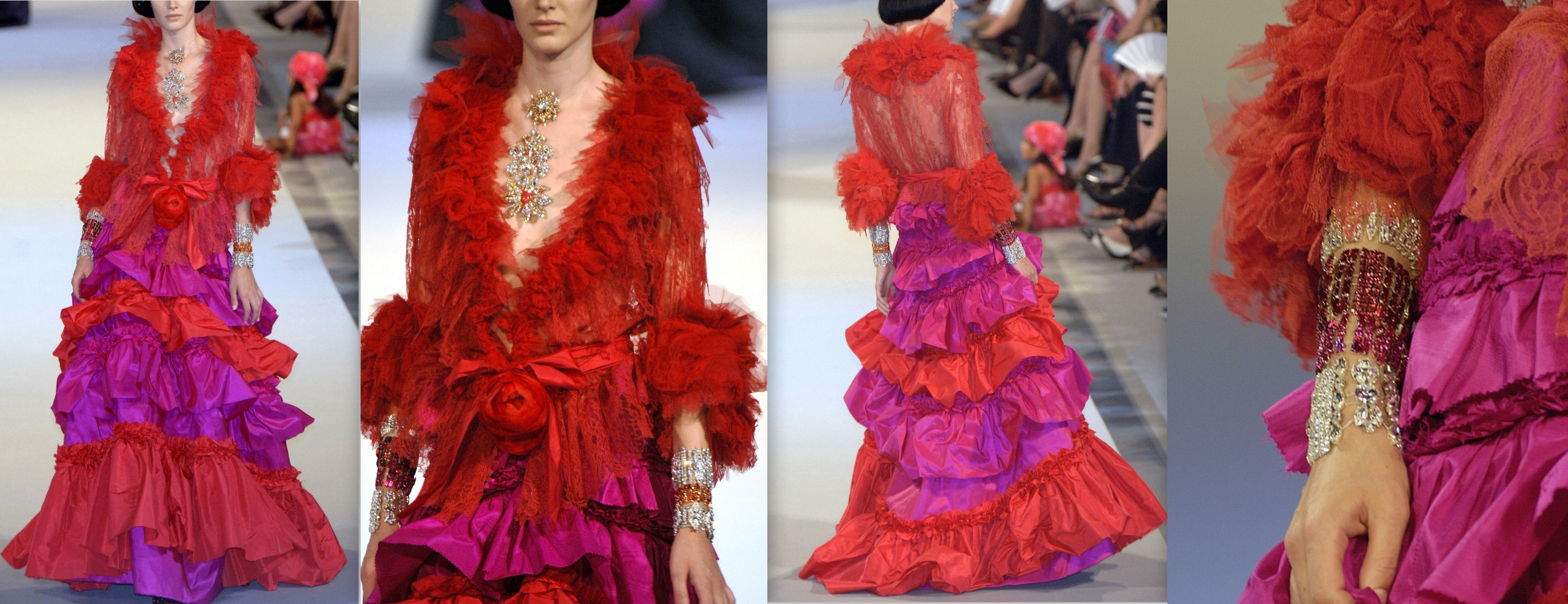 2006 Christian Lacroix - Couture Fall