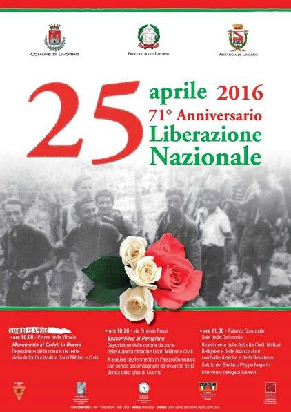 Festa della Liberazione 2016