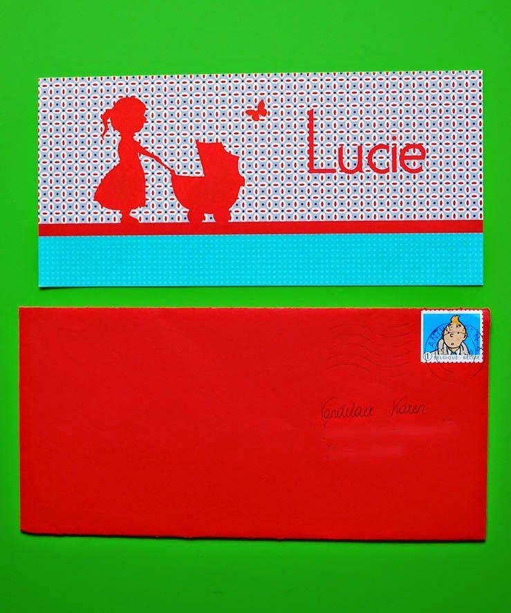 karenvandelaer: Lucie is geboren!