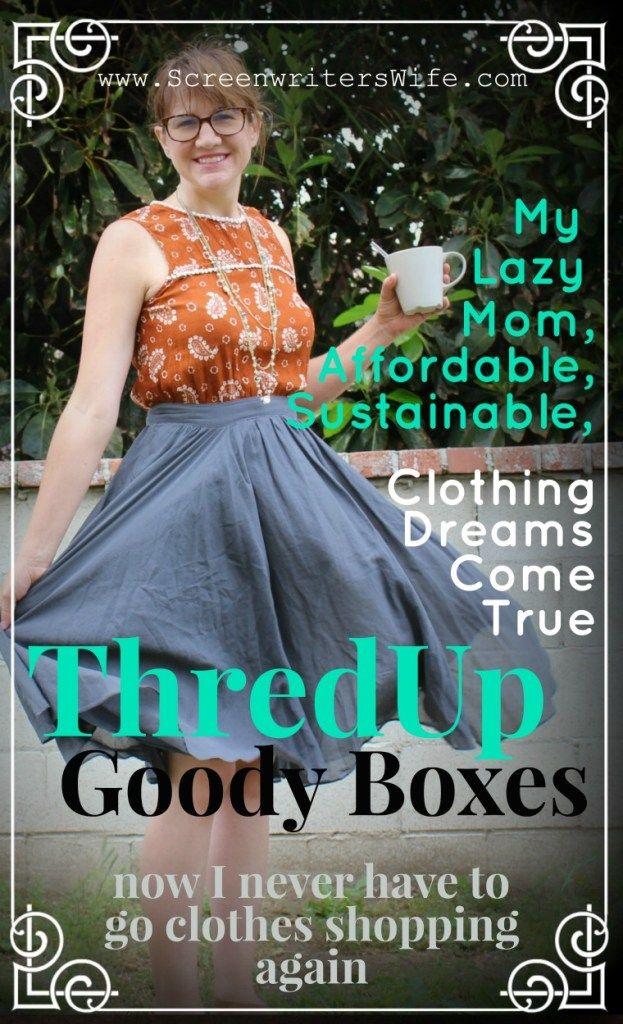ThredUp Goody Box Review My Clothing Dreams Finally