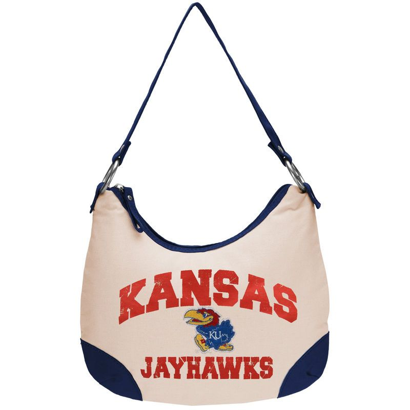 Kansas Jayhawks Women's Game Plan Purse