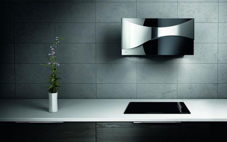 Cappa per cucina moderna di design 26 | Cucine | Pinterest