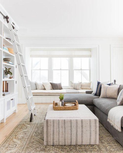 Modern Country Farmhouse Living Room: Modern Farmhouse Gray Decor Ideas