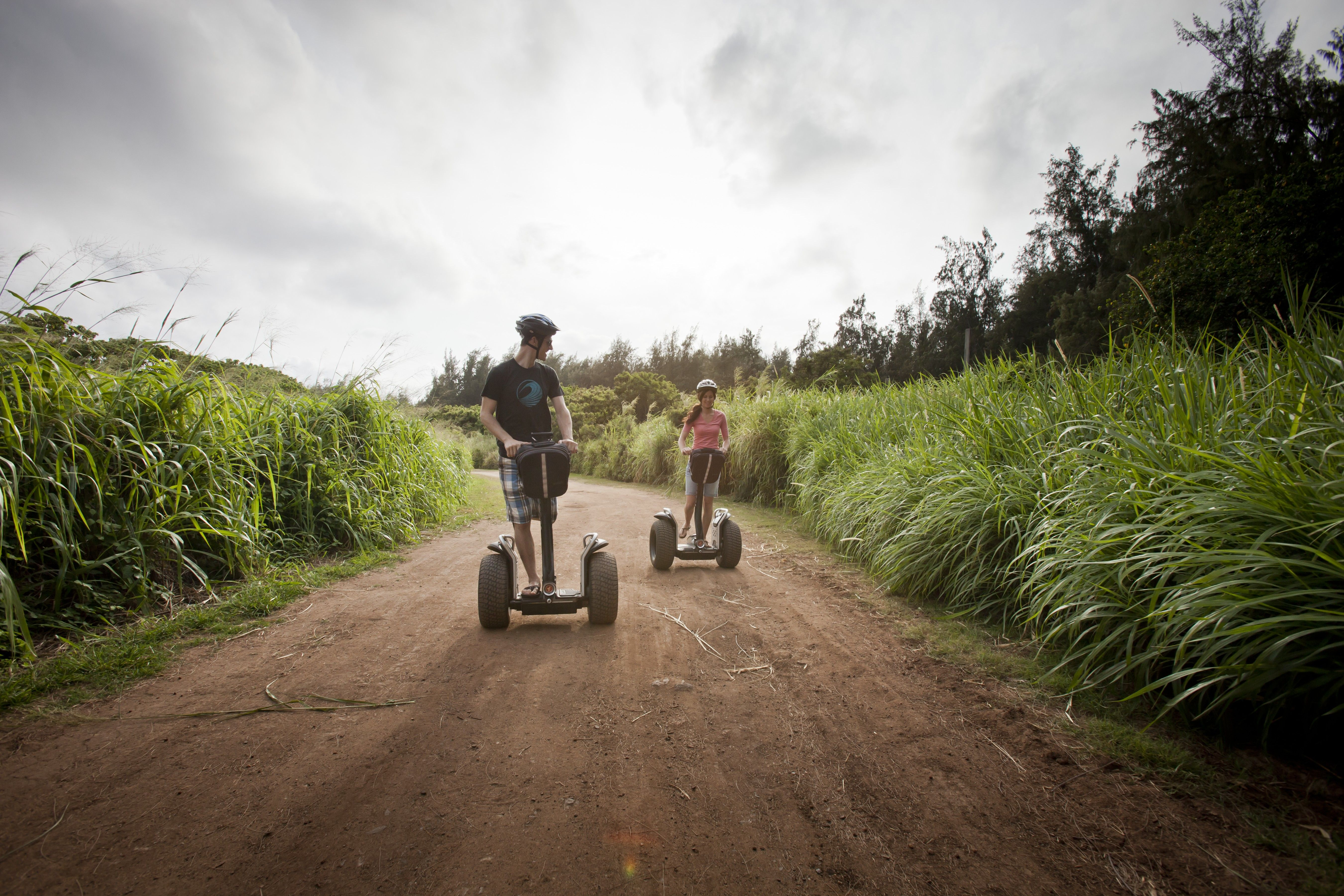 Camino útlevél Guided Segway Tours Turtle Bay Resort Hawaii Vacation