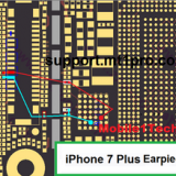 Apple Iphone 7 Plus Earpiece Solution Ear Speaker Problem Jumper Ways Iphone 7 Plus Iphone Solution Iphone Repair