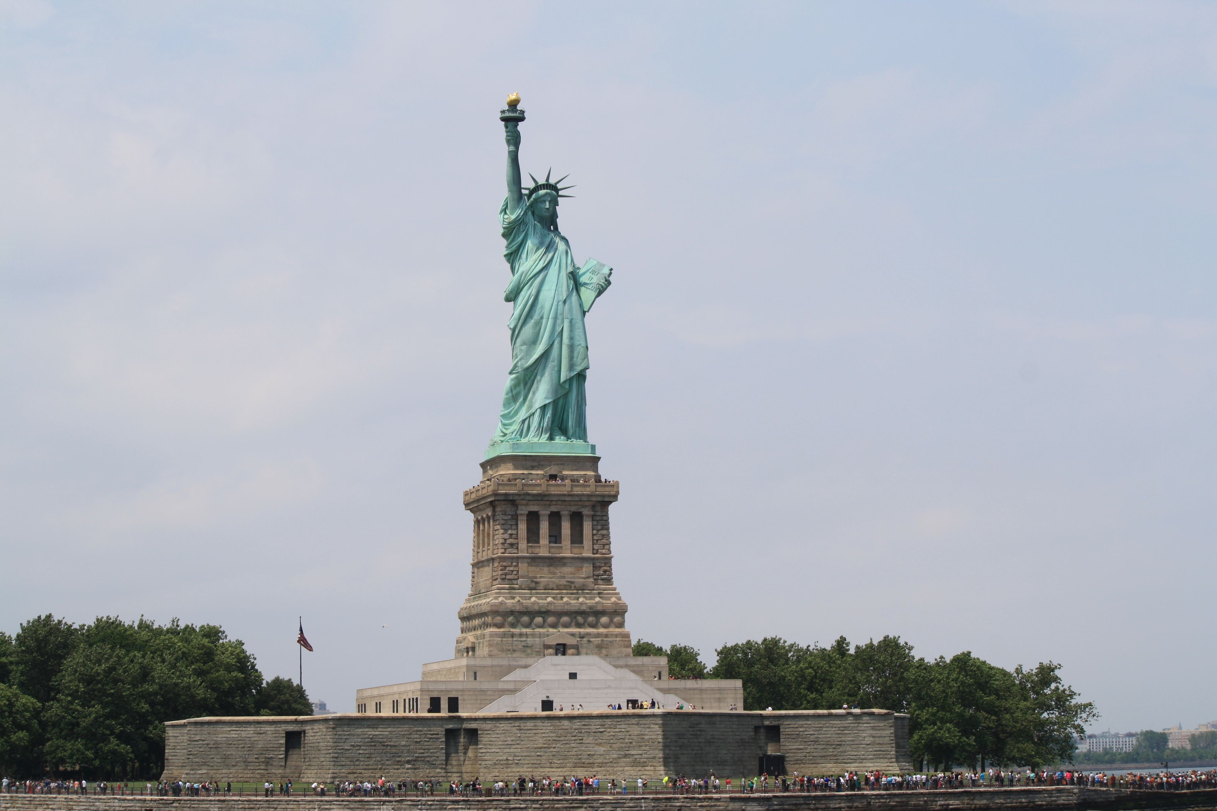The Statue of Liberty (Liberty Enlightening the World