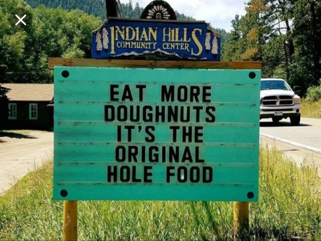 https//ift.tt/2Mh0W2R Funny puns, Funny signs, Punny jokes