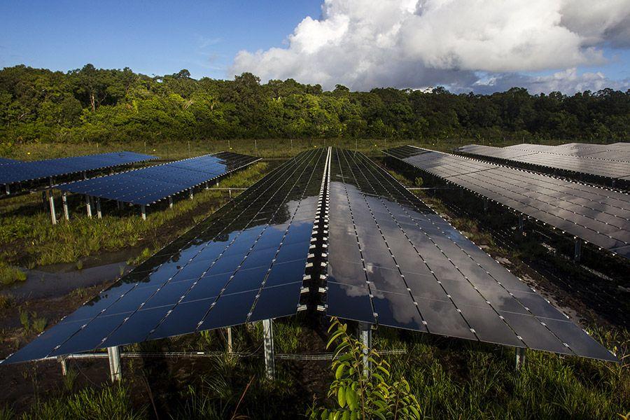 Une Solution De Stockage De L Energie Solaire Qui Change La Donne Edf France Energie Solaire Solutions De Stockage Solaire