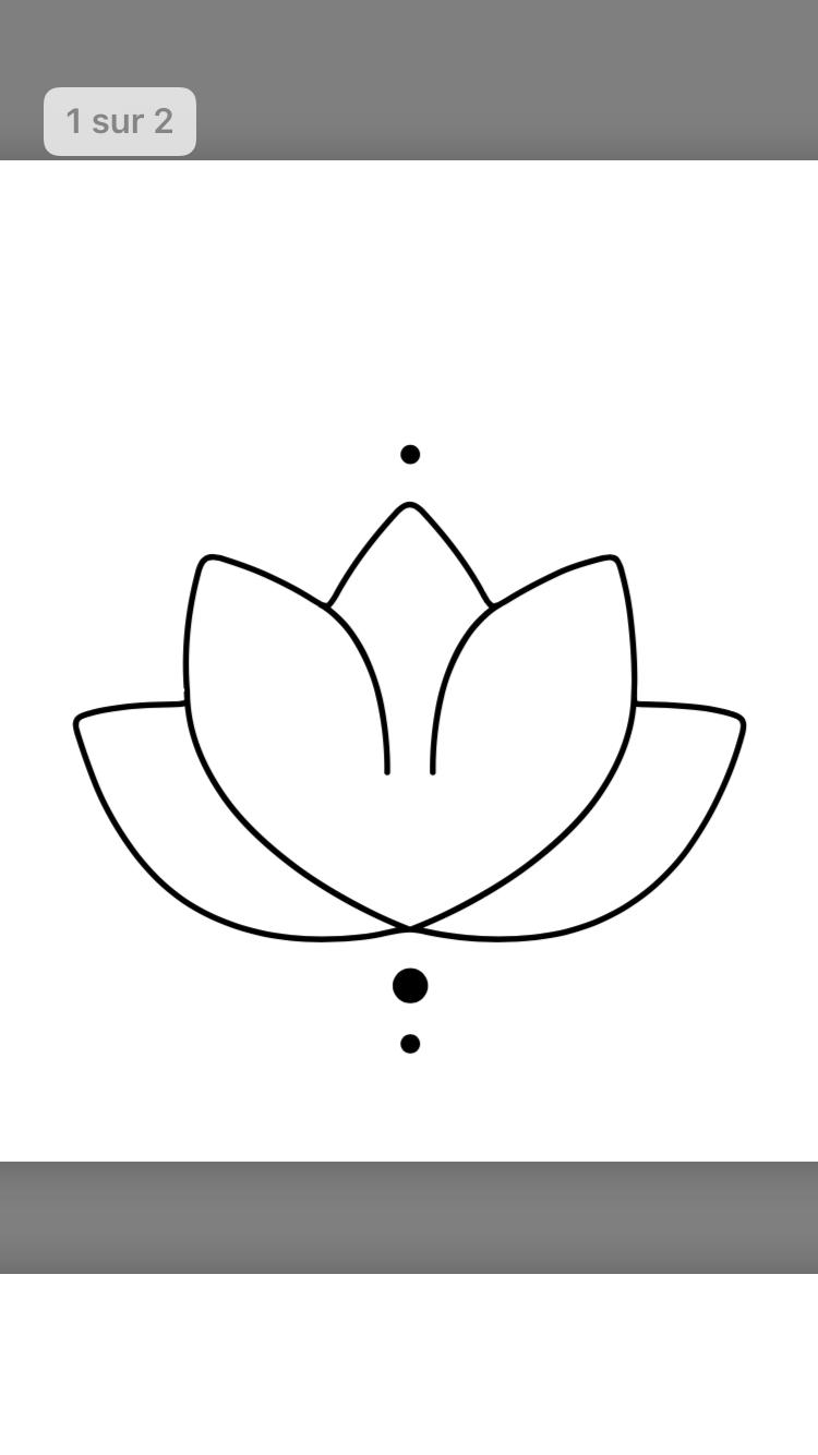 1er Tatouage Lotus Lotustattoo Lotus Flower Fleur De Lotus