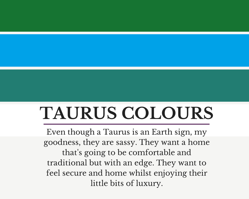 Image result for taurus colours