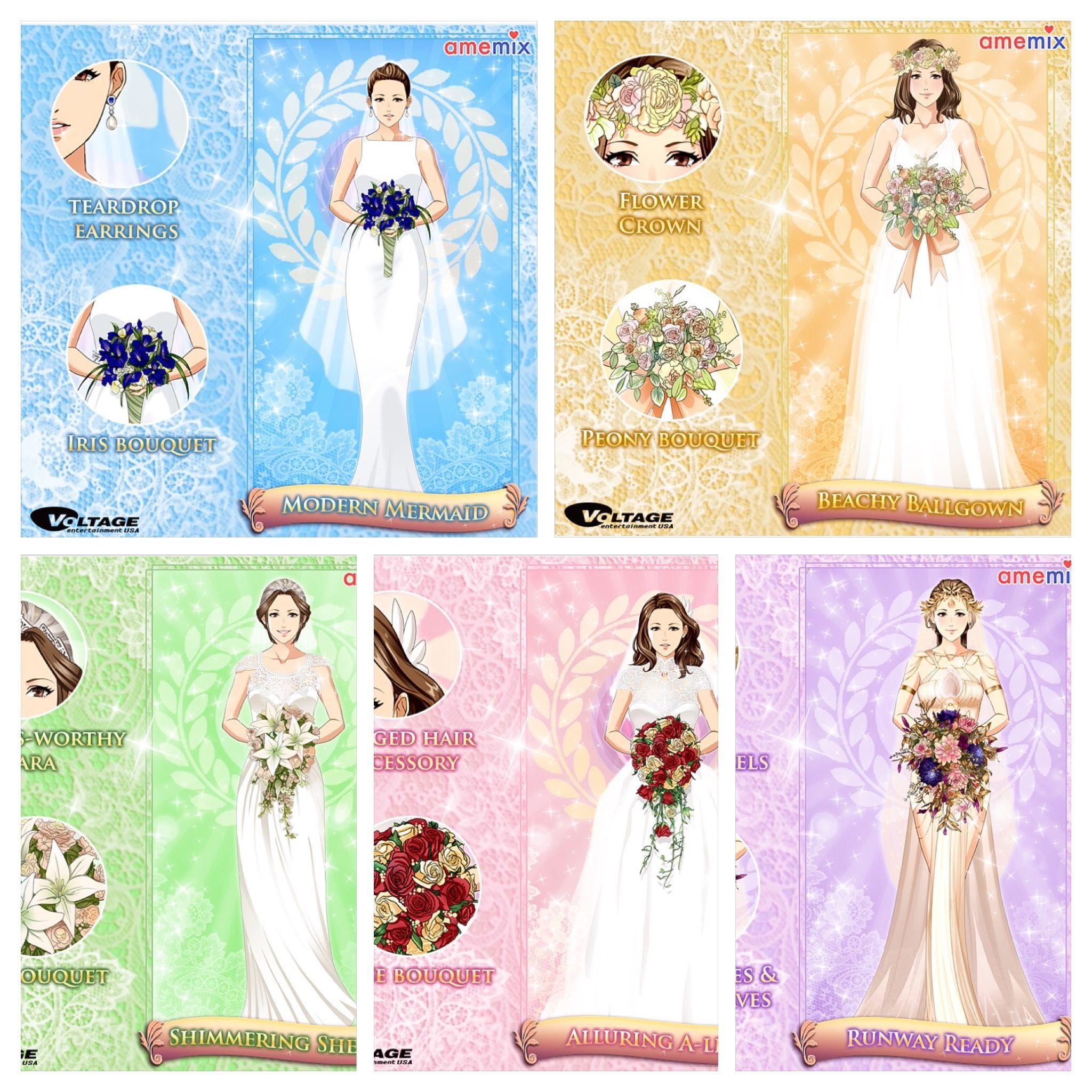 Astoria Fate S Kiss Wedding Dresses