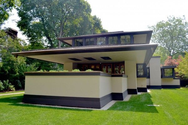 Frank Loyd Wright Homes | Growing Up In A Frank Lloyd Wright Houseu0027 : Local