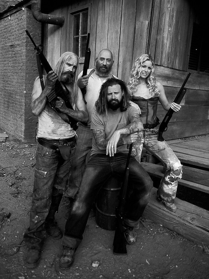 The Devil's Rejects | ROB ZOMBIE | Pinterest | Rob zombie ...