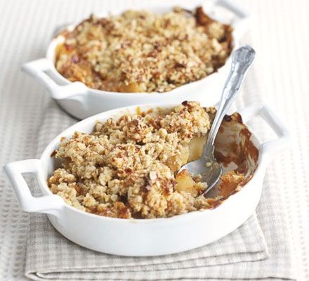images about APPLE CRUMBLE!!!!! Easy apple