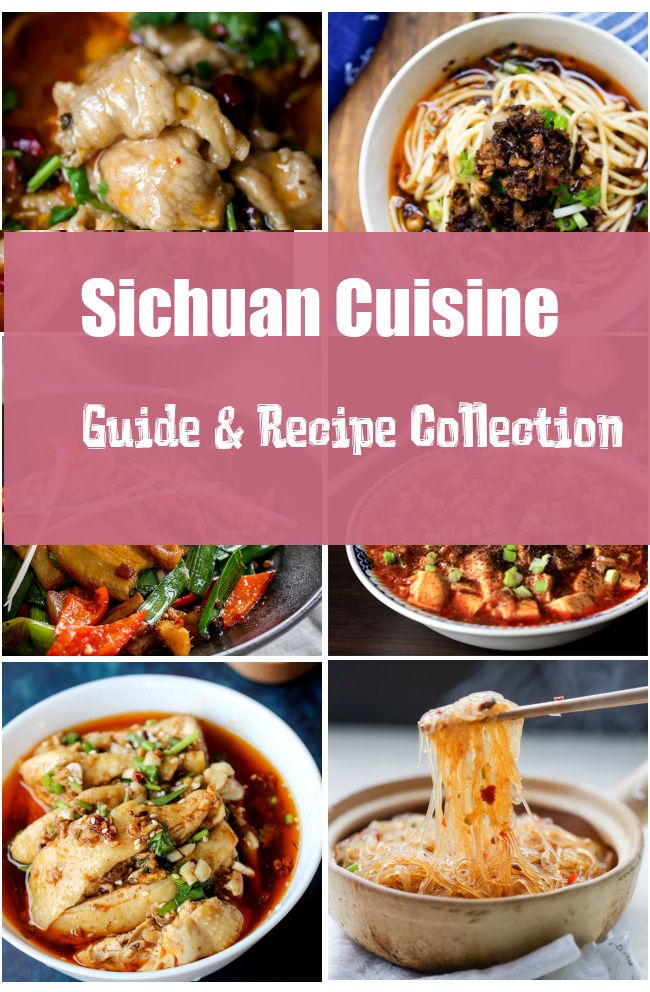 Sichuan cuisine guide and recipe collection asian pinterest sichuan cuisine guide and recipe collection forumfinder Images