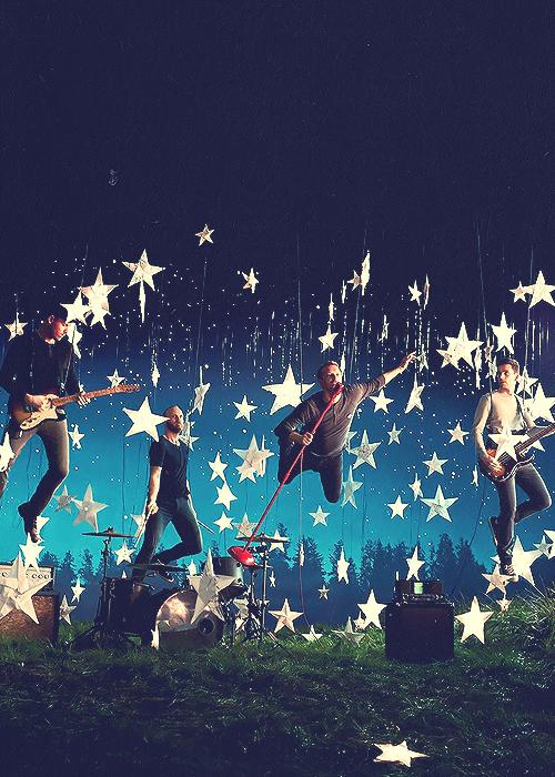 coldplay sky full of stars 2014 inspira231227o pinterest