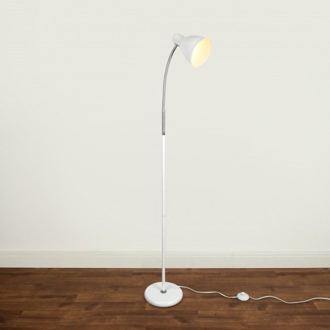 Peter Bowles Style Clic Floor Lamp