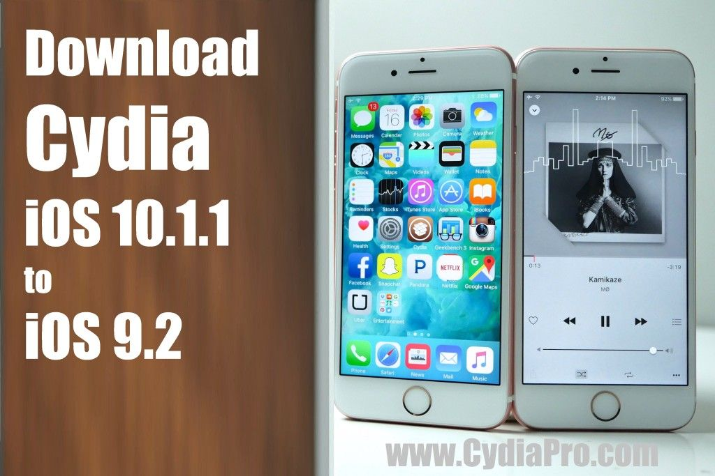 Do you want to cydia ios 1011 or lower on your iphone