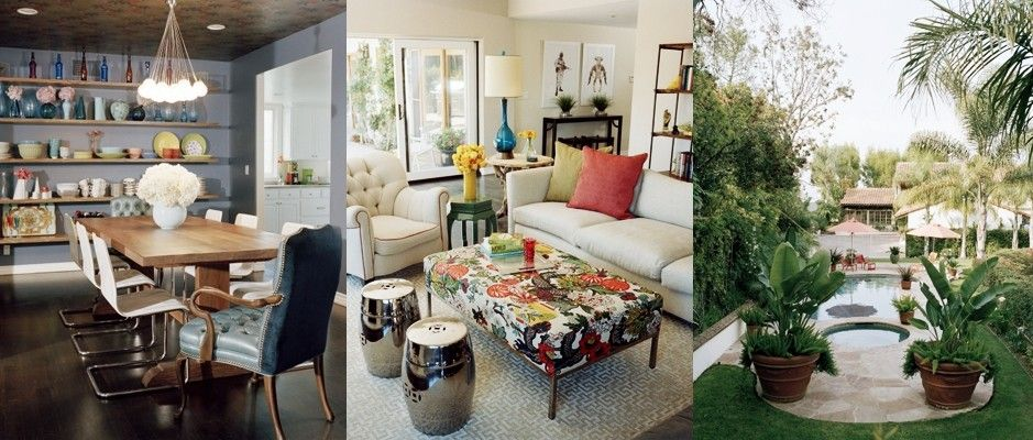 """Kristen Bell's old house - as featured in """"In Style ..."""