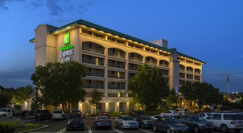 Holiday Inn Express Hotel Suites King Of Prussia King Of Prussia