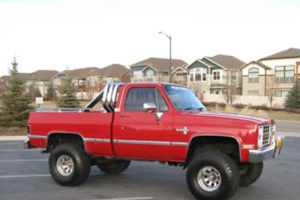 my truck 1986 chevy gmc square body style pinterest. Black Bedroom Furniture Sets. Home Design Ideas