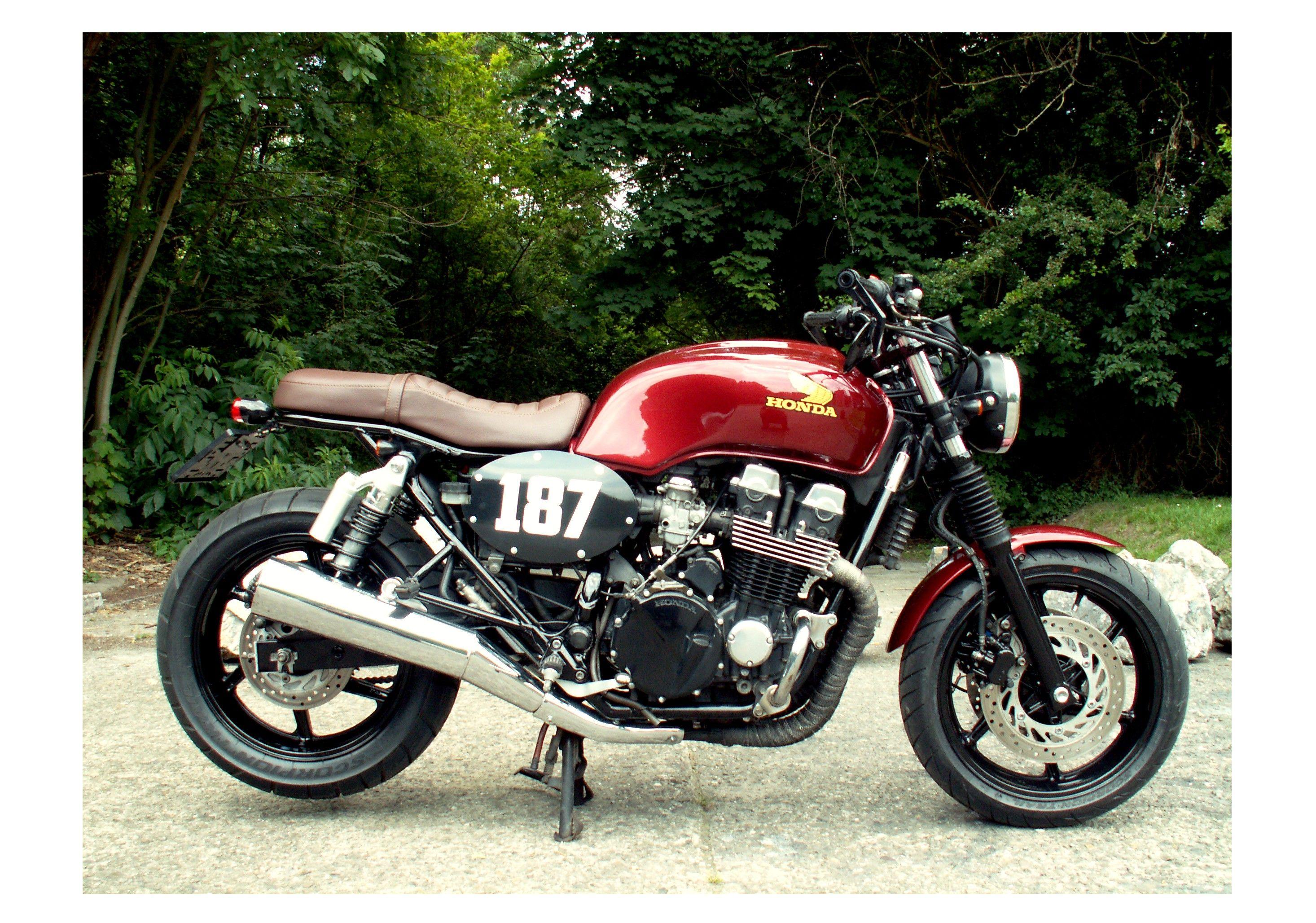 honda seven fifty 1998 from tony pensivy motobike. Black Bedroom Furniture Sets. Home Design Ideas
