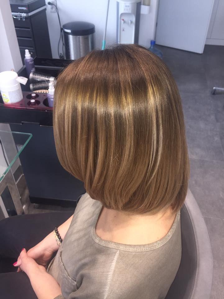 Wykonanie: Monika. www.fryzjer.lublin.pl #blonde #hair #hairstyle #haircut #woman #fryzjer #fryzury #włosy #Lublin