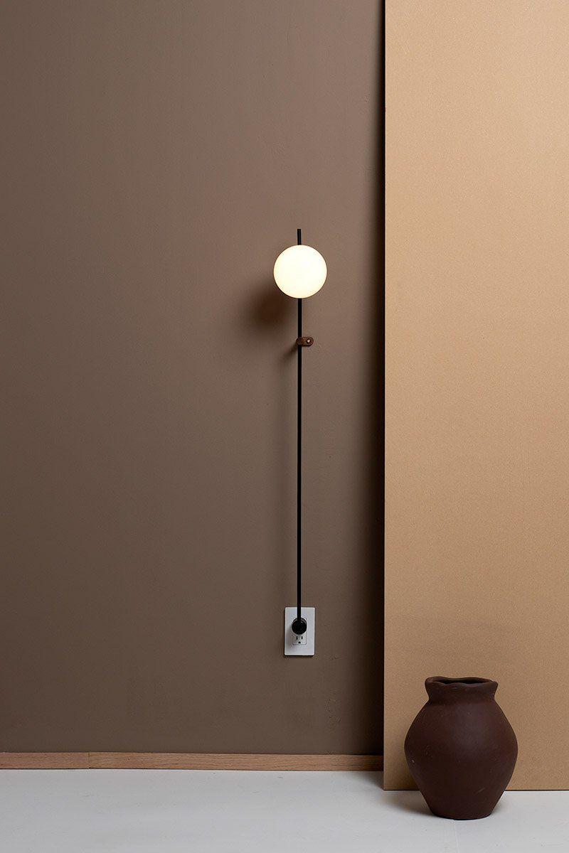 Lynea Plug Lamp 48