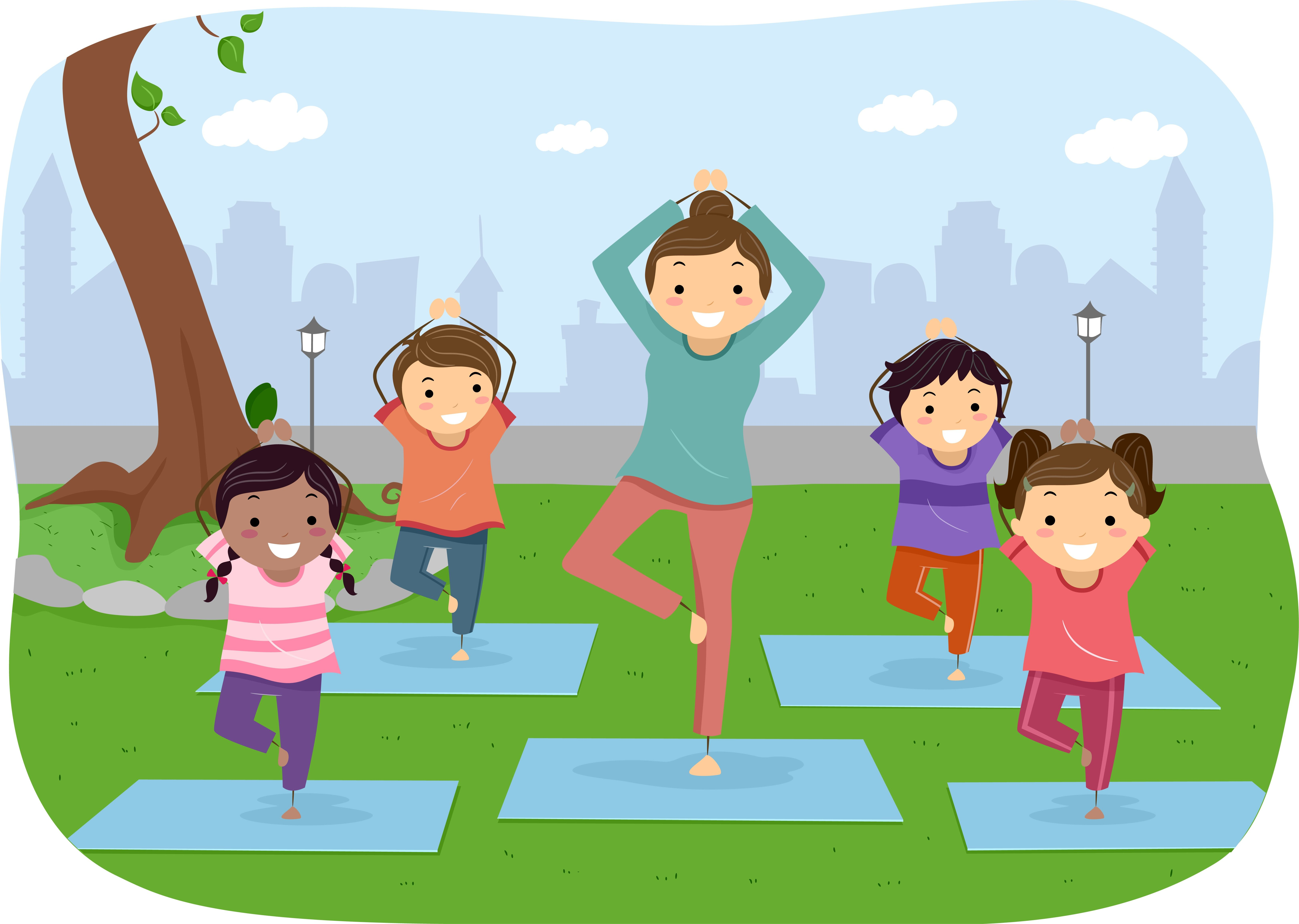 Meditation Clipart Children S Yoga 14 Childrens Yoga Kind Kids Yoga For Kids