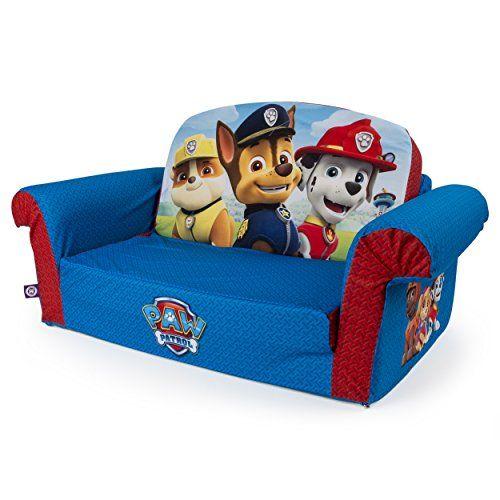 Marshmallow Furniture Paw Patrol 2 In 1 Flip Open Sofa